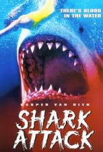 Shark Attack (1999) afişi