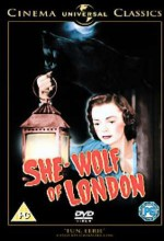 She-wolf Of London (1946) afişi