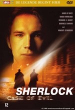Sherlock (a Case Of Evil) (2002) afişi