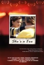She's A Fox (2009) afişi