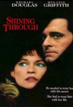 Shining Through (1992) afişi
