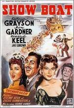 Show Boat (1951) afişi