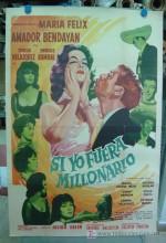 Si Yo Fuera Millonario (1962) afişi
