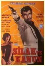 Silahların Kanunu (1966) afişi