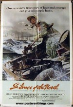 Silence Of The North (1981) afişi