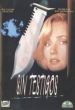 Sin Testigos (1993) afişi