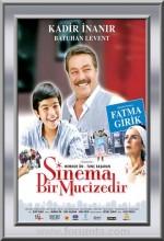 Sinema Bir Mucizedir (2005) afişi