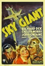 Sky Giant (1938) afişi