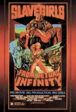 Slave Girls From Beyond ınfinity (1986) afişi