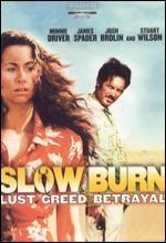 Slow Burn (ı) (2000) afişi