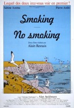 Smoking/No Smoking (1993) afişi