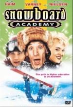 Snowboard Academy (1996) afişi
