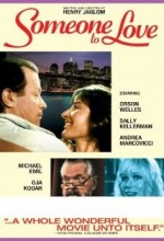 Someone To Love (1987) afişi