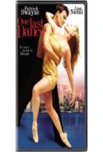 Son Dans (2004) afişi