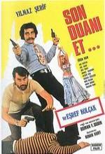 Son Duanı Et (1972) afişi