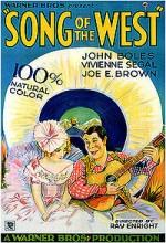 Song Of The West (1930) afişi