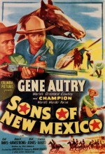 Sons Of New Mexico (1949) afişi