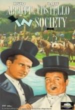 Sosyeteler (1944) afişi