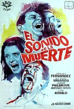 Sound Of Horror (1964) afişi