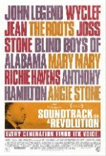 Soundtrack For A Revolution (2009) afişi