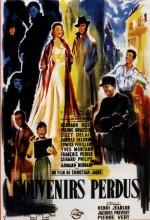 Souvenirs Perdus (1950) afişi