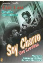 Soy Charro De Levita (1949) afişi