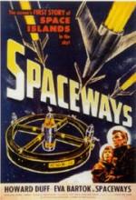 Spaceways (1953) afişi