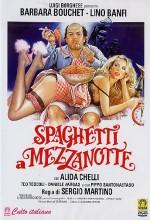 Spagetti Gece Yarısı (1981) afişi