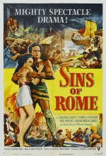 Spartaco (1953) afişi