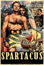 Spartaküs (1960) afişi