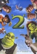 Şrek 2 (2004) afişi
