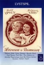 Sørensen Og Rasmussen (1940) afişi