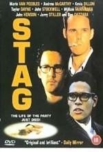Stag (1997) afişi