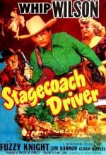 Stagecoach Driver (1951) afişi