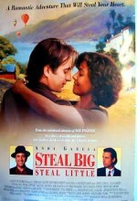Steal Big Steal Little (1995) afişi