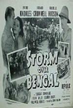 Storm Over Bengal (1938) afişi