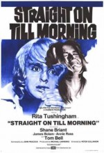 Straight On Till Morning (1972) afişi