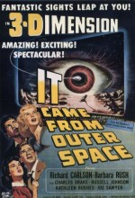It Came from Outer Space (1953) afişi