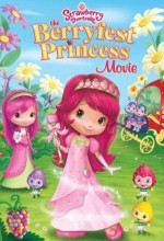 Strawberry Shortcake: The Berryfest Princess (2010) afişi