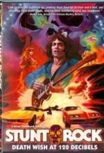 Stunt Rock (1978) afişi