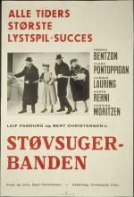Støvsugerbanden (1963) afişi