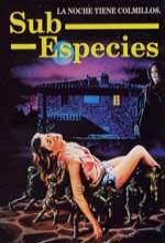 Subspecies (1991) afişi