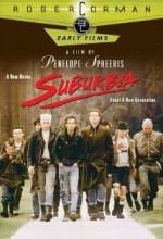 Suburbia (ı) (1983) afişi