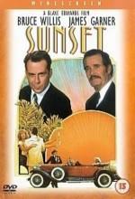 Sunset (1988) afişi