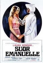 Suor Emanuelle (1977) afişi
