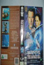 Survive The Savage Sea (1992) afişi
