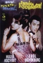 Sus Sus Kimseler Duymasın (1968) afişi