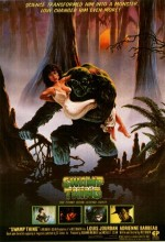 Swamp Thing (1982) afişi
