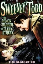 Sweeney Todd: The Demon Barber Of Fleet Street (I) (1936) afişi