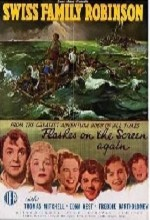 Swiss Family Robinson (ı) (1940) afişi